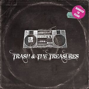 Trash & The Treasures - Limited Edition EP Reduced To Clear