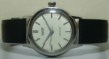 VINTAGE Tissot Seastar Winding Swiss Made Blue Dial Old Used Antique r960 Watch