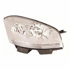 Citroen C4 Grand Picasso MPV 3/2011-2013 Headlight Headlamp Drivers Side O/S