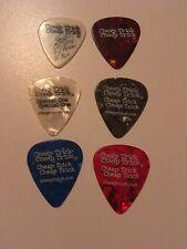 Cheap Trick Lot Of 6 Guitar picks