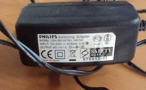 Original ~ Philips DSA-9w-09 FEU 090100 Netzteil Adapter 9 Volt - 1 Ampere