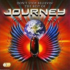 JOURNEY - DON'T STOP BELIEVIN': THE BEST OF JOURNEY [2 DISCS] NEW CD
