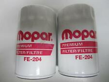 MOPAR Multi-Application Oil Filter Pair (2) NORS FE204 PH3980