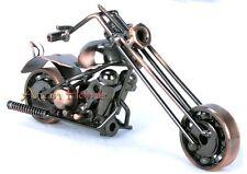 Handmade Harley-Davidson 16CM Iron Motorcycle Model Decoration Xmas Gift #M39