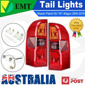 New Upgrade FULL Function Tail Lights Fits Nissan GU Patrol 2004-2016 Y61 Wagon