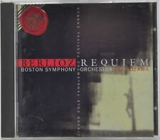 Berlioz - Requiem , Ozawa, Cole and Boston Symphony Orch RCA Victor Red Seal