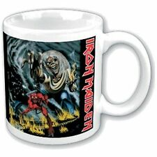 IRON MAIDEN MUG - Coffee Cup Tea - Number Of The Beast - CLASSIC ROCK FAN