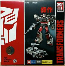 TRANSFORMERS MASTERPIECE MP-06 BLUESTREAK AUTOBOT COMMANDO MISB SEALED NEW