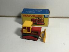 Matchbox 16 Case Tractor Within Its Original F Type Box