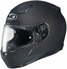 HJC CL-17 Full Face Snell Street Motorcycle Riding Helmet Flat Anthracite Medium