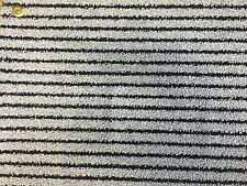 ORIGINAL Ha-ra paillasson gris/noir souple 90 x 200 cm pour intérieur