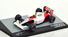1:43 Altaya McLaren MP4/6 GP Germany, World Champion Senna 1991