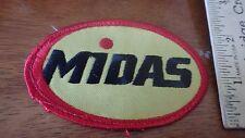 VINTAGE MIDAS  MUFFLER MIDAS EXHAUST SYSTEM AUTO PARTS AUTOMOBILE PARTS BX H #3