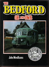 Bedford OB & OWB  1931 to 1980s Bus book by Woodhams Pub. DPR Marketing 1986
