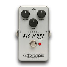 Electro-Harmonix Triangle Big Muff Pi Electric Guitar Distortion Sustain Pedal