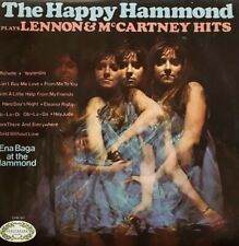 Ena Baga-The Happy Hammond Plays Lennon & McCartney Hits LP.1970 Hallmark CHM681