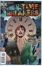 Time Breakers 1997 series # 4 near mint comic book