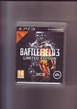 battlefield 3 / PS3 --limited edition --