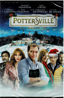 Pottersville ,(DVD, 2017, WS), NEW and Sealed, WS, FREE Shipping!
