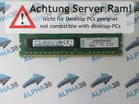 Samsung 8 GB DDR3-1866 PC3-14900R (DDR3-1866) M393B1G70QH0-CMA CL13 1,5 V Server