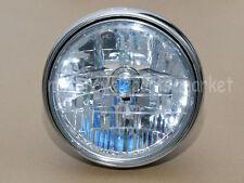 Motorcycle Round Head Light Halogen Headlight Lamp For Honda CB400 CB500 CB1300