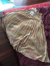 Christian Dior brand new dress size T40 GOLD COLOR,ORIGINAL COST $2400