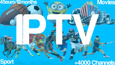 Best IPTV Service +4000 HD CHANNELS, 12Month/45€ - Smart Tv, Android, M3u ...