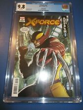X-Force #14 Variant CGC 9.8 NM/M Gorgeous Gem Wow