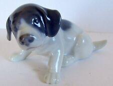 Royal Copenhagen # 1311 Pointer Puppy Porcelain Figurine, Denmark