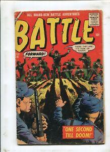 BATTLE #58 - ONE SECOND TILL DOOM! - (3.0) 1958
