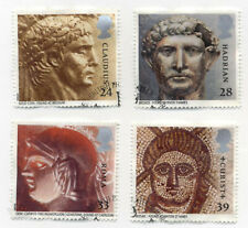 GB Stamps 1993 SG1771-1774, Roman Britain 1993.  FDI Set