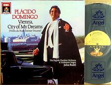 """ANGEL DIGITAL Placido DOMINGO """"Vienna, City of My Dreams"""" RUDEL DS-38280 NM-"""