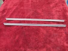 1968 Chrysler New Yorker Fender Skirt Trim