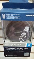New Original Samsung Wireless Qi Charging Pad for Galaxy S6, S6 Edge, S7, Note 5