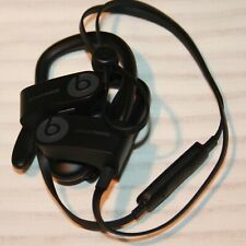 BEATS DR.Dre POWER BEATS 3.0 EaR BuDs USB cable included & Pouch Black & Grey