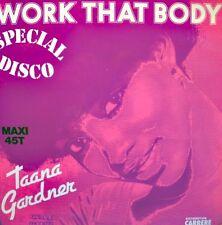 TAANA GARDNER work that body MAXI CARRERE VG+