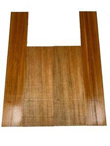 Honduran Mahogany Classical Guitar Back & Side Set AAAA Luthier Tonewood #113