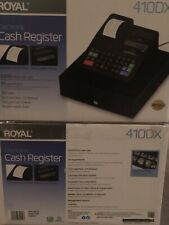 In Hand Royal 410dx Electronic Cash Register Brand New Ships Asap