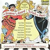 Gilbert & Sullivan: The Yeomen of the Guard/Trial by Jury, , Very Good CD