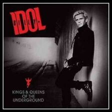 Kings and Queens of the Underground by Billy Idol (CD, Oct-2014, BFI)