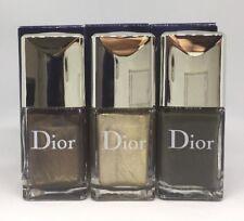 Dior Vernis Extreme Wear Nail Lacquer Nailpolish Nagellack Set 706 943 605 Haute