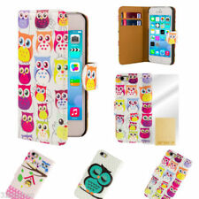 Owl Mobile Phone Wallet Cases