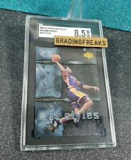 NBA 2000 SGC 8.5 # Kobe Bryant - L.A Lakers #AS8# Upper Deck - Slam Air Styles