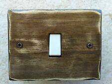 PLACCA in legno VIMAR serie 8000 compatibile