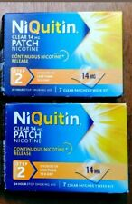 Niquitin Step 2 patches 14mg x 14 Patches Only £19.99 # 48 hour delivery