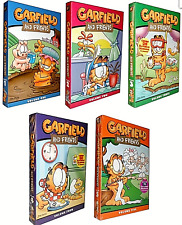 :Garfield and Friends: Complete Series Seasons 1-5 (DVD, 15-Disc Set) 1-2-3-4-5