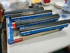 Walthers Great Northern Big Sky Blue Passenger Cars (4 Total)(HO)(Used)