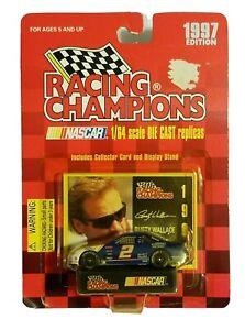 Racing Champions Rusty Wallace #2 Nascar 1997 Edition