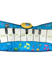 DISCOVERY Toy Play Piano Music Mat - New