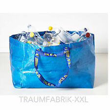 10 X Ikea Sac de Transport Shopper 71 Litre Grand Boîte Rangement Sammeltasche